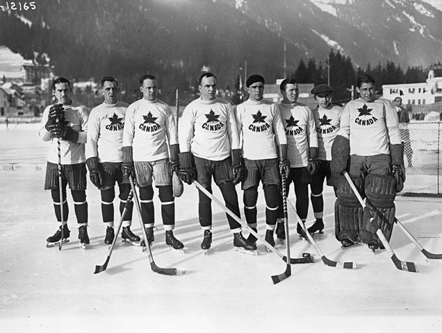 1st Winter Olympics Held