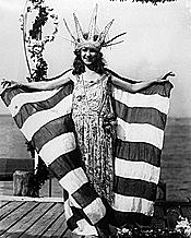 1st Miss American Pageant