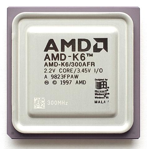 Процессор AMD K5