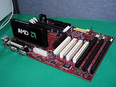 Процессор AMD K7