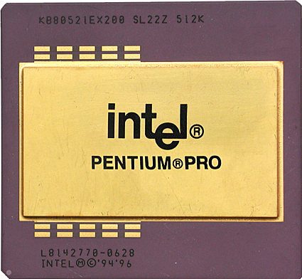 Процессор Intel P6