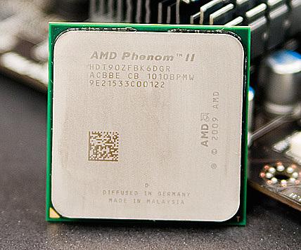 Процессор AMD Phenom II X6