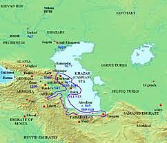Поход на Каспийское море