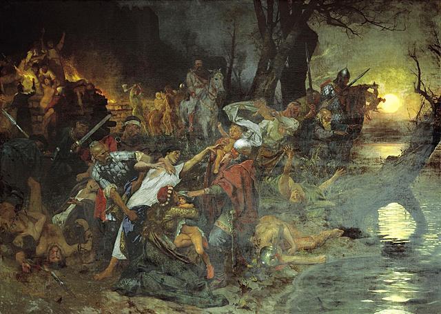 Поход Святослава Игоревича в Болгарию