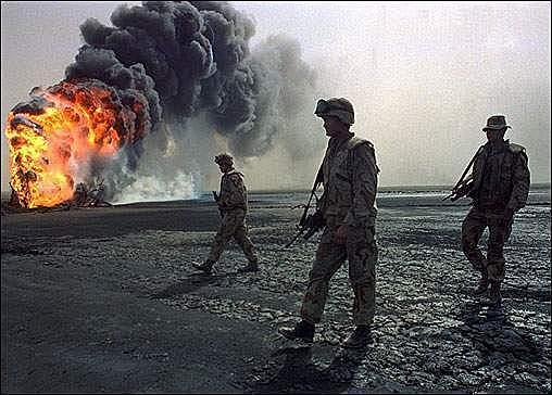 el meu pare va viure una guerra que es deia la guerra del golf