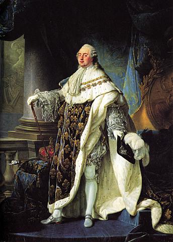 Kong Ludvig den 15