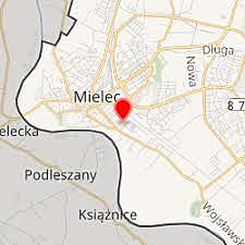 A ghetto was established in Milz.