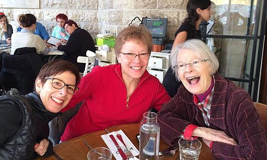 Irene Iber died in Jerusalem