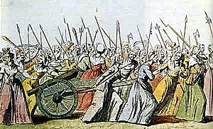 Kvinnetoget til Versailles