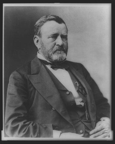 Grant Defeats Seymour for Presidency
