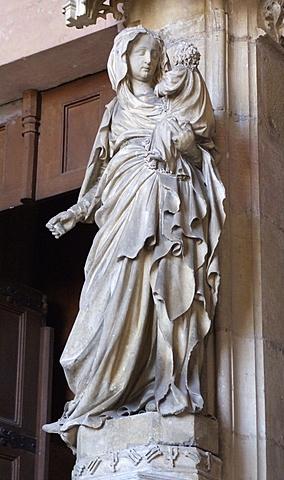 Claus Sluter. (1350-1405).