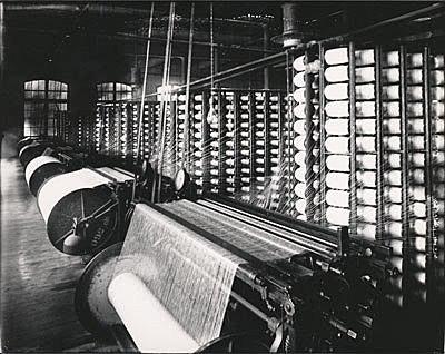 Cotton Mill Creation