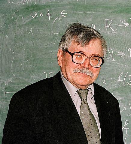 Решетняк Юрий Григорьевич