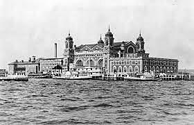 Ellis Island Is Established