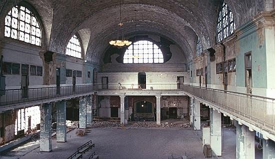Ellis Island Becomes a Museum