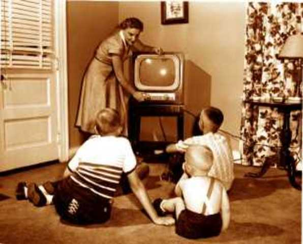 Over 100 million television sets