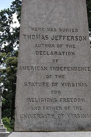 Thomas Jefferson's Death