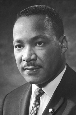 Martin Luther King. (1929-1968).