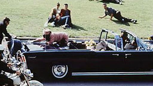Asesinato de John F. Kennedy.