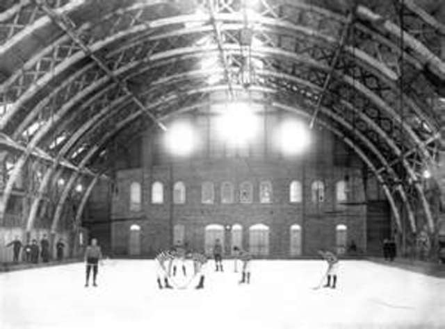 First Ice Rink