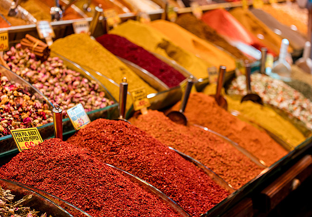 Spice Trade from India to Europe