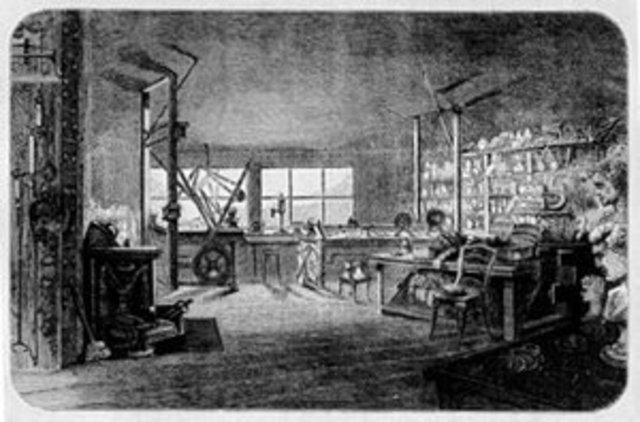 James Watt Jr. Y Mathew Robinson Boulton, en esta establecieron un sistema demejoramiento de la productividad