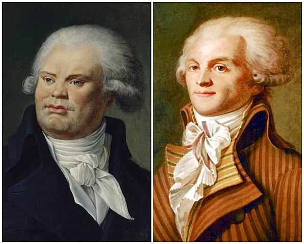 Robespierre og Danton