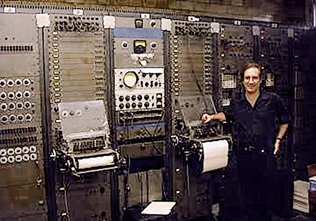 RCA Mark 2 Sound Synthesizer