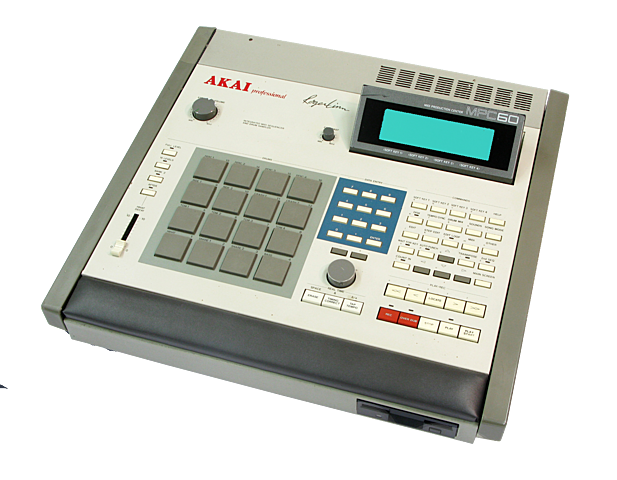 Sampler - Akai MPC60