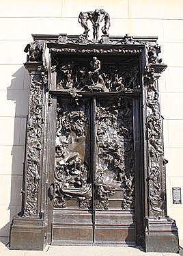 """Puerta del Infierno""  RODIN"