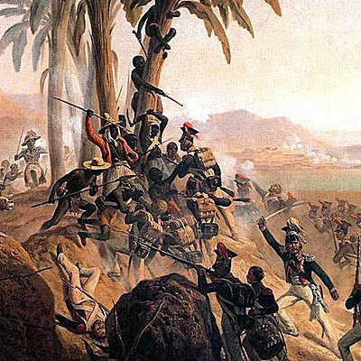Haitan revolution timeline
