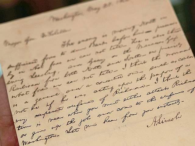 Toussaint's letter