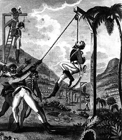 chaos in Saint-Domingue