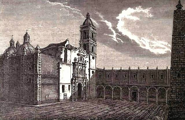 Colegio de Tlatelolco