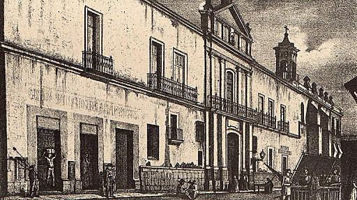Creación de La Real y Pontificia Universidad de México