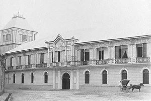 Colegio San Juan de Letrán