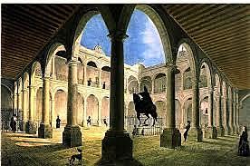Cierre de La Real y Pontificia Universidad de México