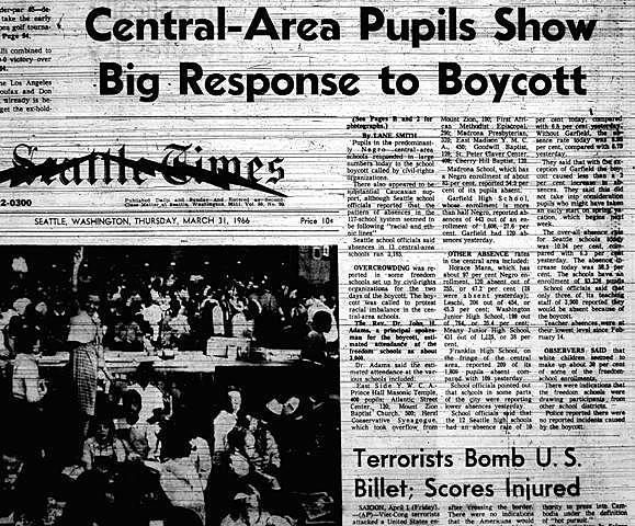 Seattle Schools Boycott & Freedom Schools