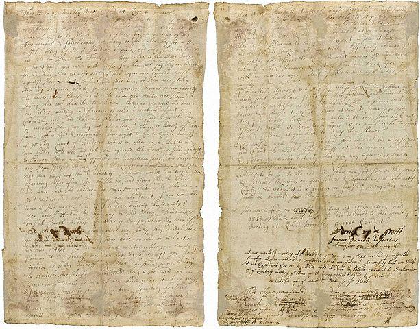 Anti-slavery Petition