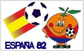 va haver un mundial a Espanya la mascota es deia Naranjito