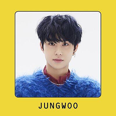 JUNGWOO timeline