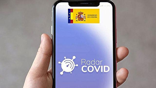 Lanzamiento de la App Radar Covid