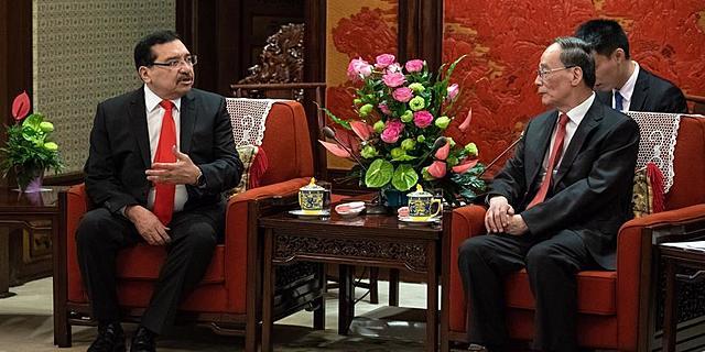 El Salvador rompe relaciones con Taiwan