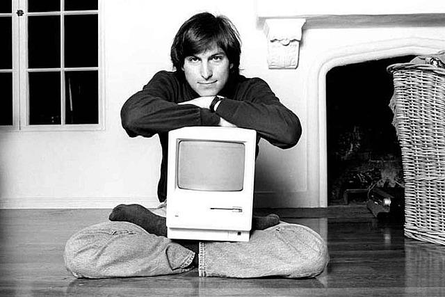 Steve Jobs. (1955-2011).