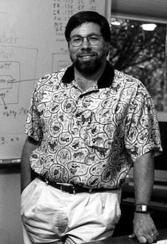 Steve Wozniak. (1950-Actualidad).