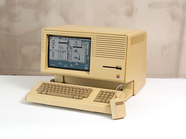 Apple Lisa.
