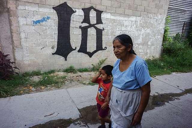 El Salvador el país mas violento del Triángulo Norte