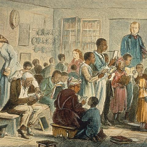 Freedmen's Bureau Created