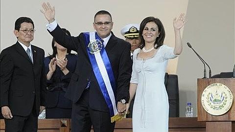 El Salvador eligió su primer presidente de izquierda