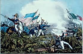 Mexican American War Begins